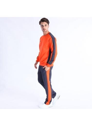 Sportive Eşofman Takım Oranj